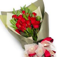 사랑장미 인기꽃다발