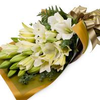 꽃다발 순수한사랑