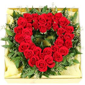 꽃상자 사랑의하트
