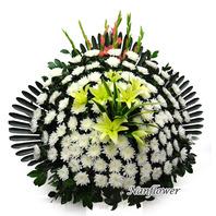 근조바구니2호(장례식화환)